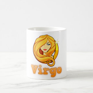 Caneca De Café Ilustração do Virgo