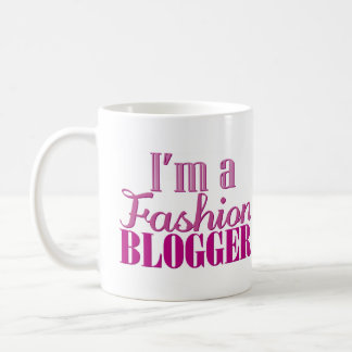 Caneca De Café I'm a Fashion Blogger - Mug