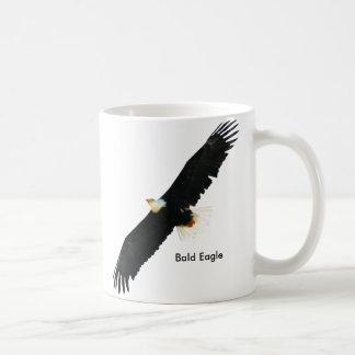 Caneca De Café Imagem da águia americana para a