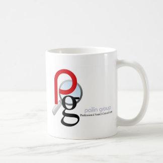 Caneca De Café Imagem do logotipo do grupo de Pailin