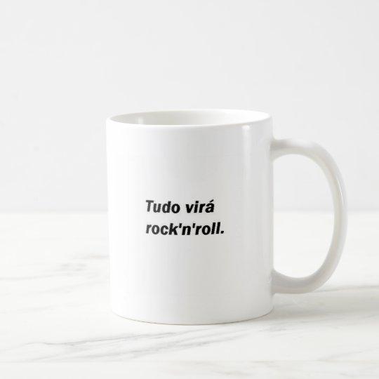 Caneca De Café imagem TVR