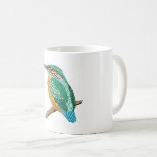 Caneca De Café imitação do bordado do martinho pescatore