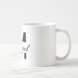 Caneca de café imperial do pedreiro