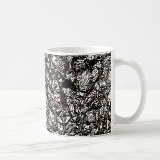 Caneca De Café Impressão da folha de alumínio