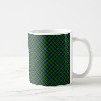 Caneca De Café Impressão projetado Scottish do Tartan do clã de