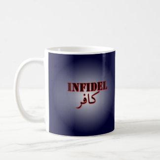 Caneca De Café Infiel