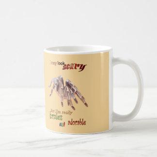 Caneca de café inofensiva do Tarantula