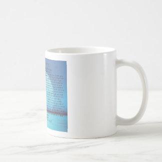 Caneca De Café Inspiração azul de Mug=Daily do café de