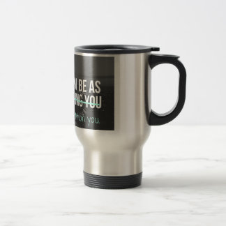 Caneca de café inspirador
