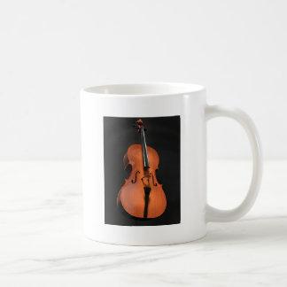 Caneca De Café Instrumento amarrado cordas da madeira do