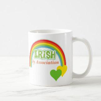 Caneca De Café Irlandês pela associação