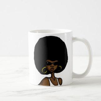Caneca De Café irmã afro