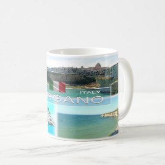 Caneca De Café Italia - Apulia - Gargano -