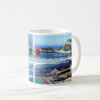 Caneca De Café Italia # Campania - costa de Amalfi -