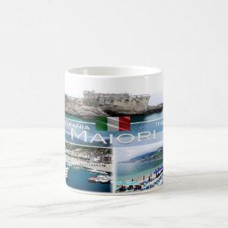 Caneca De Café Italia # Campania - Maiori -
