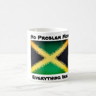 Caneca De Café Jamaicano nenhuns caneca/copo de segunda-feira do