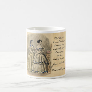 Caneca De Café Jane Austen: Vaidade