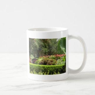 Caneca De Café jardim bonito