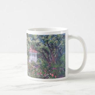 Caneca De Café Jardim de rosas do Mabel Davis de Zilker, Zilker