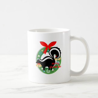 Caneca De Café jaritataca do Feliz Natal