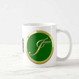 Caneca De Café Jean