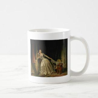 Caneca De Café Jean-Honore Fragonard - o beijo roubado - belas