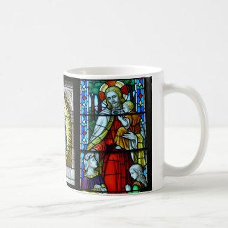 Caneca De Café Jesus e mãe do deus
