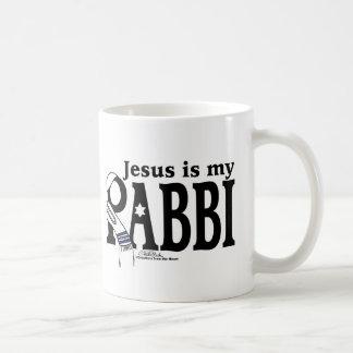 Caneca De Café Jesus é meu RABINO