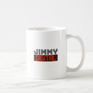 Caneca De Café Jimmy Digital