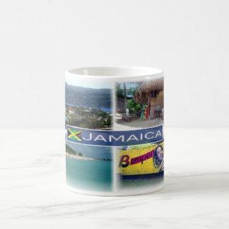 Caneca De Café JM Jamaica -
