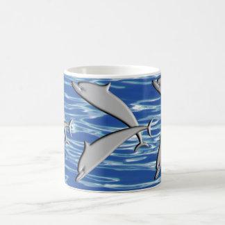 Caneca De Café Jogo do golfinho