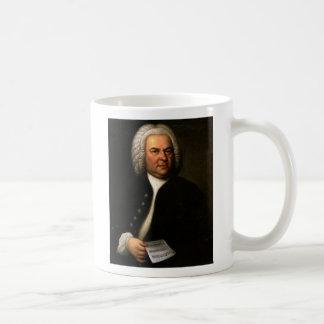 Caneca De Café Johann Sebastian Bach