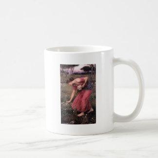 Caneca De Café John William Waterhouse - narciso - belas artes