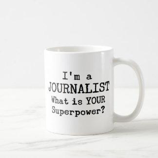 Caneca De Café journalista