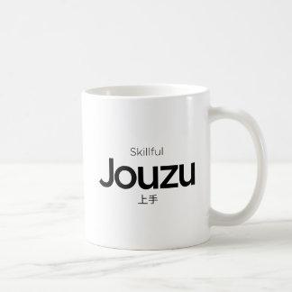 Caneca De Café Jouzu, Jozu, bom trabalho, hábil, cumprimento