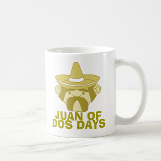 Caneca De Café Juan de dias do Dos