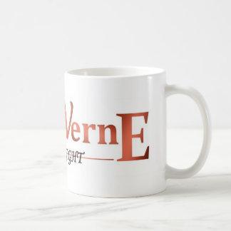 Caneca De Café Jules Verne era direito