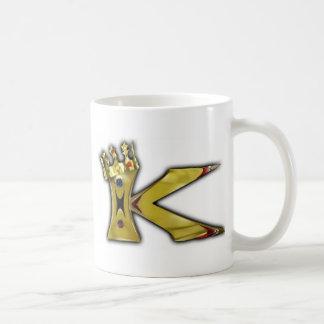 Caneca De Café K para o rei