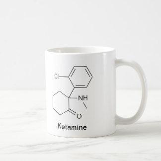 Caneca De Café Ketamine e morfina