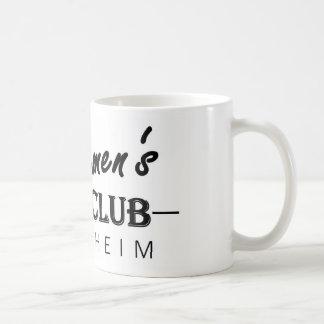 """Caneca de café """"Kirchheim """" do clube dos"""