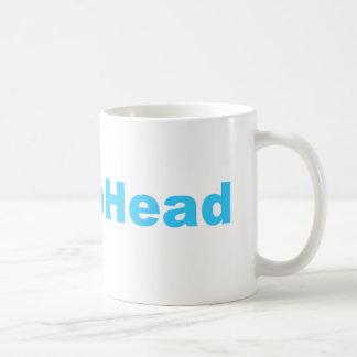 Caneca De Café #KnobHead