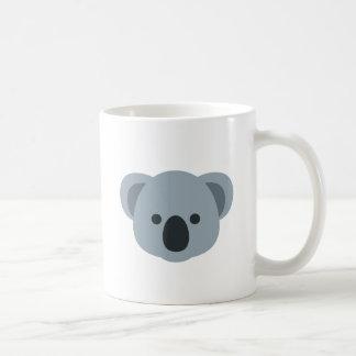 Caneca De Café Koala emoji