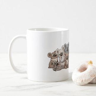 Caneca De Café Koalas bonitos
