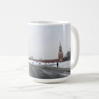 Caneca De Café Kremlin