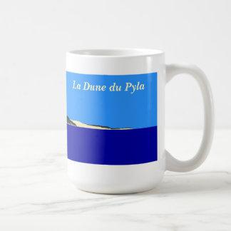 """Caneca De Café """"La Duna du Pyla """""""