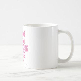 Caneca De Café Lactose livre - rosa