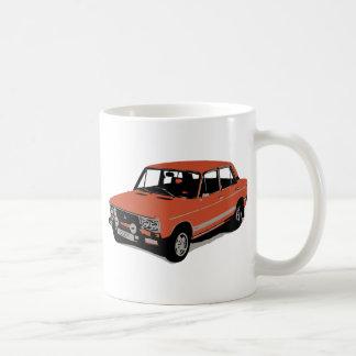 Caneca De Café Lada - o carro soviético do russo