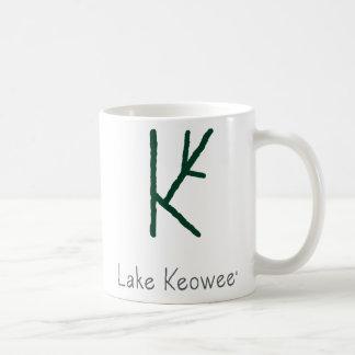 Caneca De Café Lago Keowee