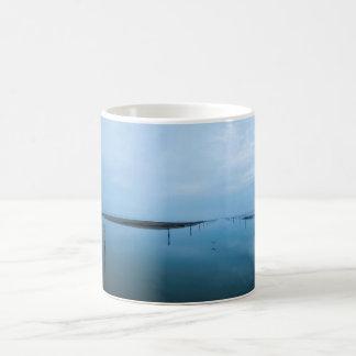 Caneca De Café Lagoa azul