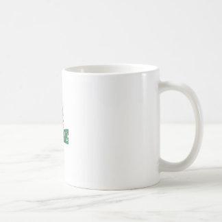 Caneca De Café lagosta verde de Maine